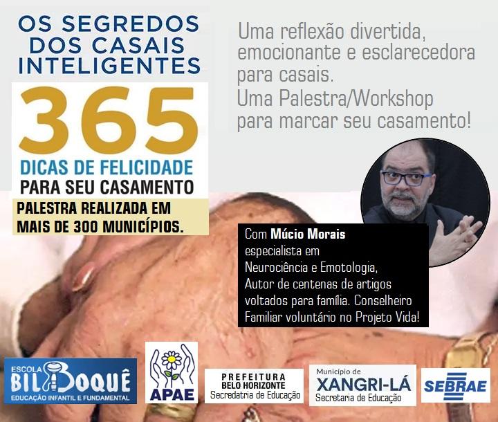 Palestrante Múcio Morais Palestrante Motivacional